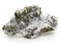 黄銅鉱と水晶 ルーマニアCavnic産 65.5g 01 メイン
