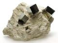 パイライト 母岩付き01 スペイン産