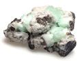 グリーンアポフィライト 母岩付き89.5g 01 メイン