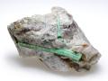エメラルド 母岩付き 中国 文山産 01 メイン