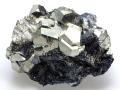 黄鉄鉱と赤鉄鉱 338g 04