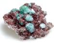 ローザ石と透石膏と苦灰石 01 メイン