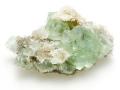 螢石(蛍光鉱物)緑色透明 01 メイン