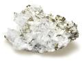 黄鉄鉱と水晶 ペルー Huaron 166g 01 メイン