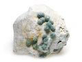 銀星石 母岩付き アメリカ Mauldin Mt. 02 メイン