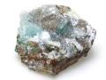 水晶とクリソコラ ペルーAngelina鉱山 01 メイン