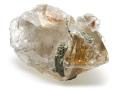 水晶と緑簾石 01 メイン