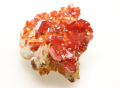 バナジン鉛鉱と重晶石 01 メイン