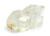 トパーズと水晶 ミャンマー Mogok 01 メイン