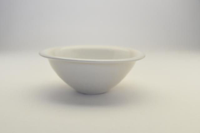 中里隆 アンダーソンランチ 白磁向附【茶道具】【向付】【小鉢】
