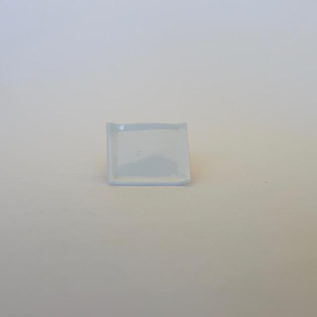 中里隆 アンダーソンランチ 白磁豆皿