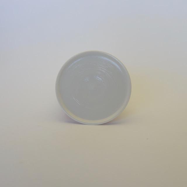 中里隆 スケルツコー 白磁豆皿