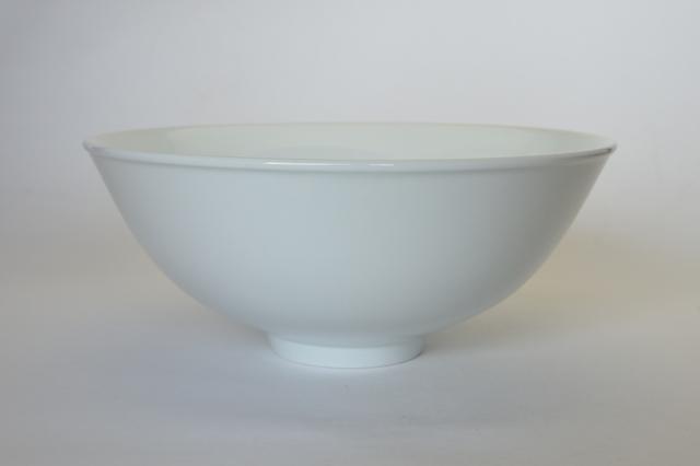 中里隆 日常のうつわ 大鉢【白磁器】