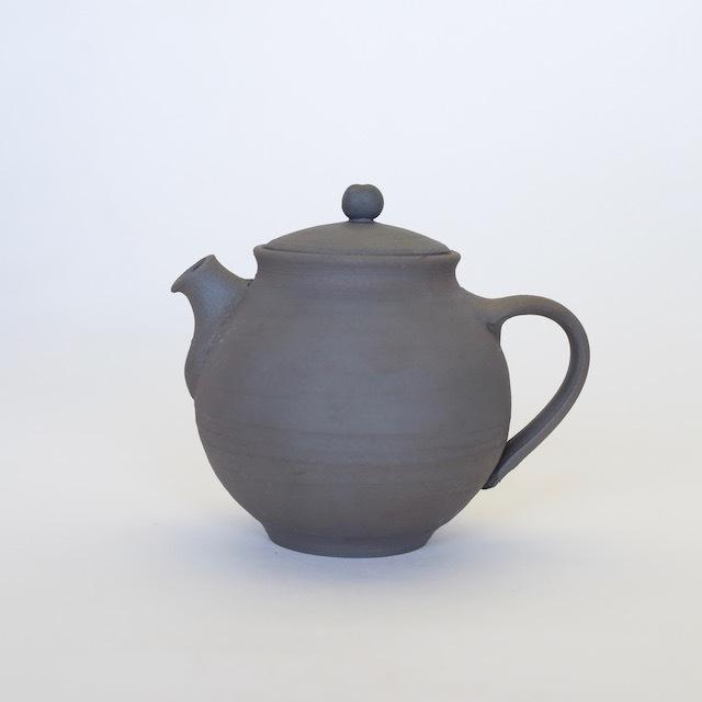 中里花子 焼締ポット【茶器】