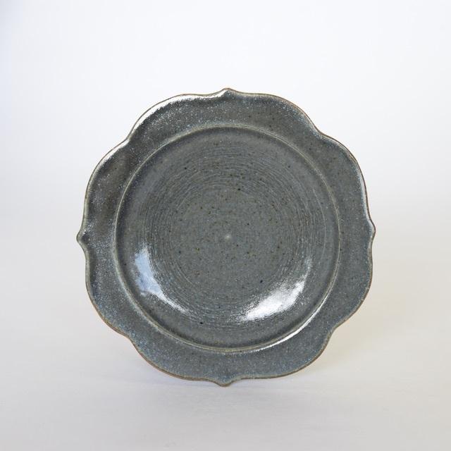 中里花子 ブルージーン チャクラ小皿