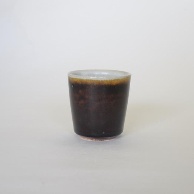 中里花子 飴釉カップ 【フリーカップ】