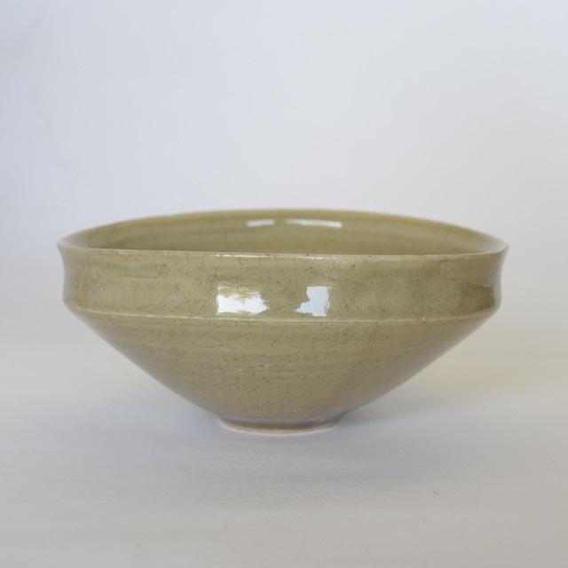 中里花子 貫入カラシ鉢 16