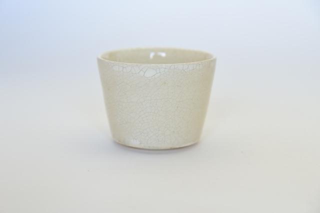 中里花子 貫入粉引カップ【フリーカップ】