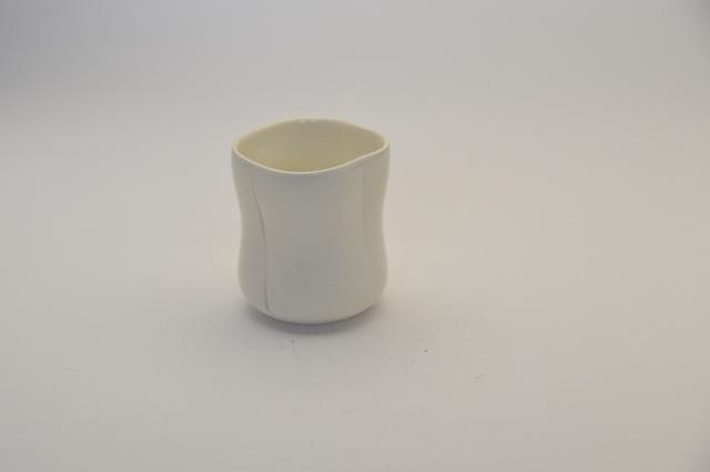 中里花子 セナカカップS ホワイト 【フリーカップ】
