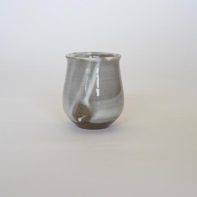 中里花子 土灰釉カップ 【フリーカップ】