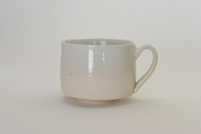 中里花子 ホワイトマグカップ