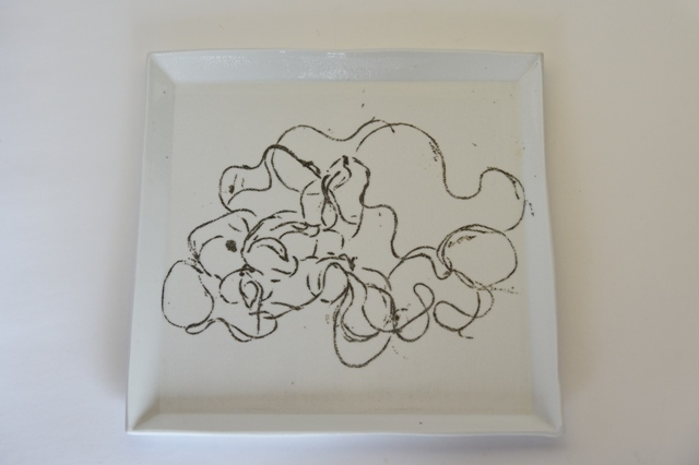 中里花子 Guriguri Plate L