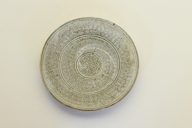 井銅心平 三島皿 【向附】【取り皿】