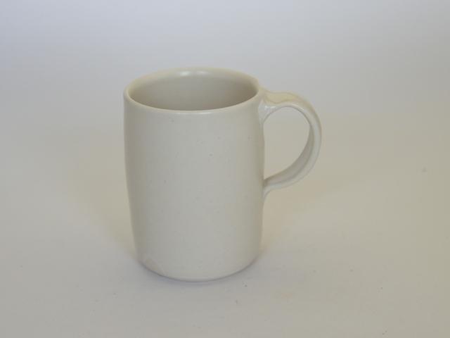 大庭一仁 ホワイトマグ 【コーヒーカップ】