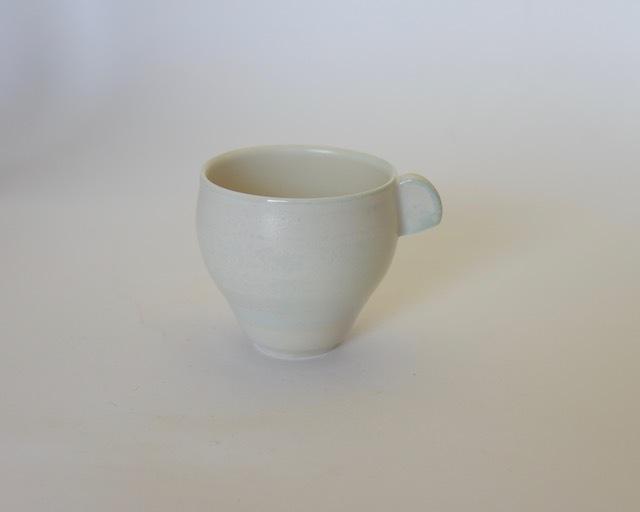大庭一仁 リーチホワイトコーヒーカップI