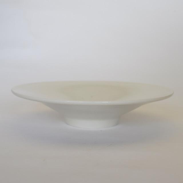 中里隆 アンダーソンランチ・白磁皿