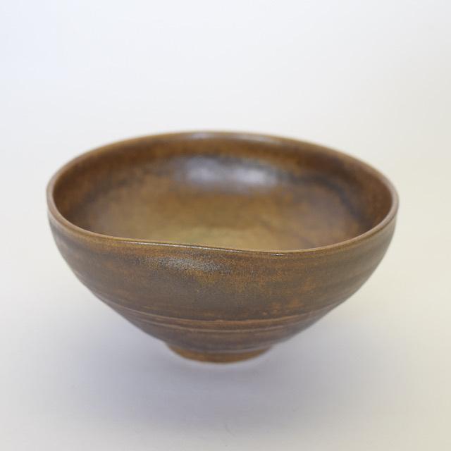 中里隆 ドイツ 鉄釉鉢【送料無料】