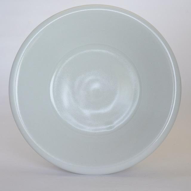 中里隆 アンダーソンランチ・青白磁皿