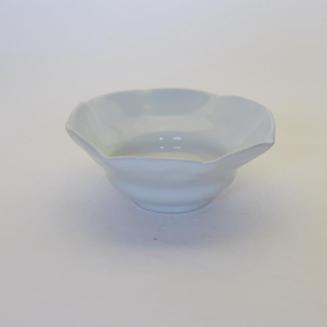 中里隆 アンダーソンランチ 白磁八角向付【茶道具】