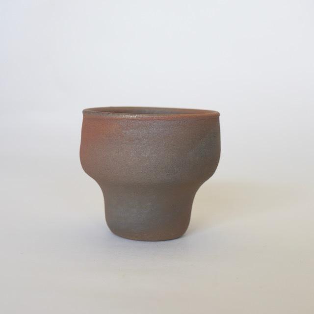 中里隆 スケルツコー焼しめカップ