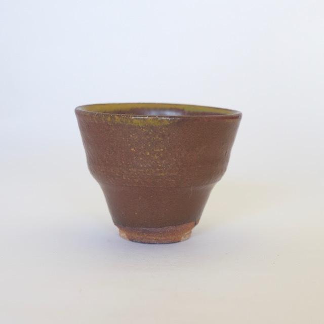 中里隆 アセロ釉カップ