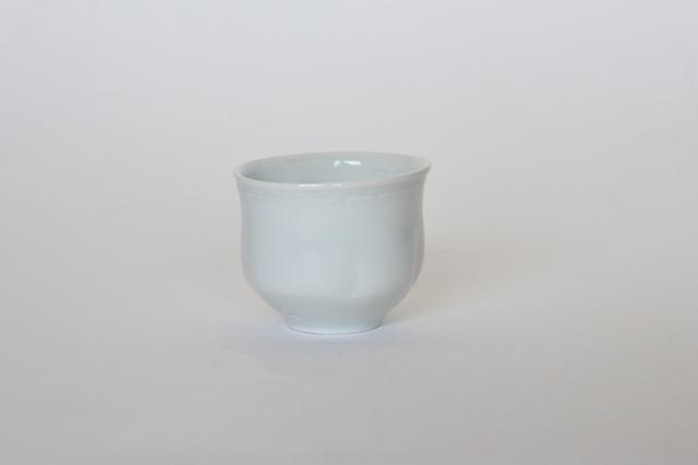 中里隆 アンダーソンランチ 白磁そぎめカップ【盃】