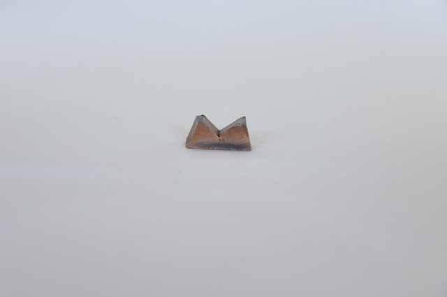中里隆 アンダーソンランチ 黄釉箸置(1客)