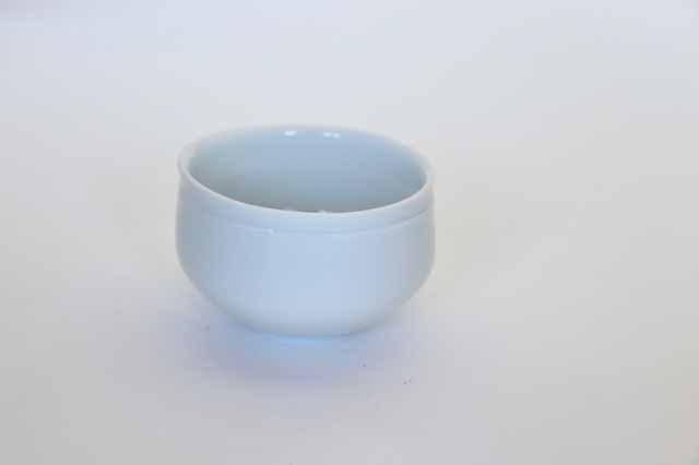 中里隆 アンダーソンランチ白磁小鉢 【茶道具】【向付】