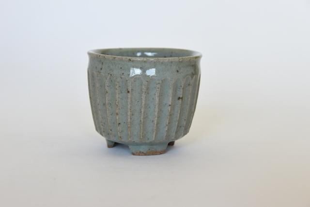 中里隆 アンダーソンランチ 青磁釉香炉
