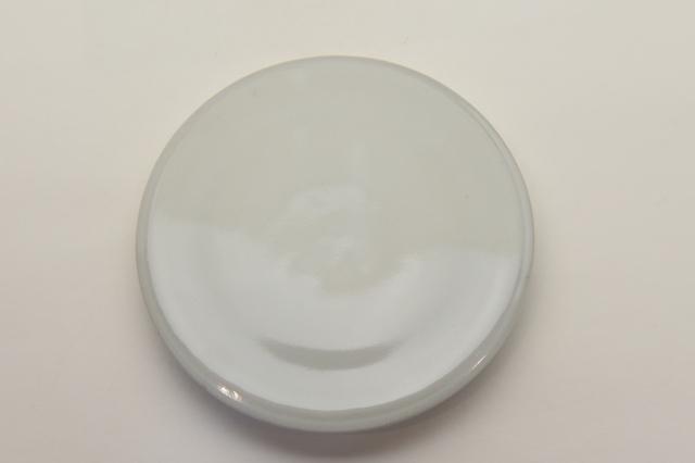 中里隆 アンダーソンランチ 白磁高脚皿