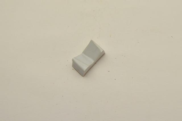 中里隆 アンダーソンランチ 白磁箸置(1客)