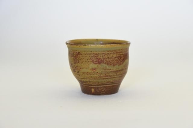中里隆 アンダーソンランチ アセロ釉カップ