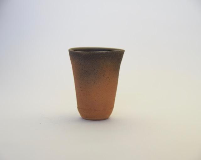 中里隆 唐津南蛮ビアカップ【陶器】