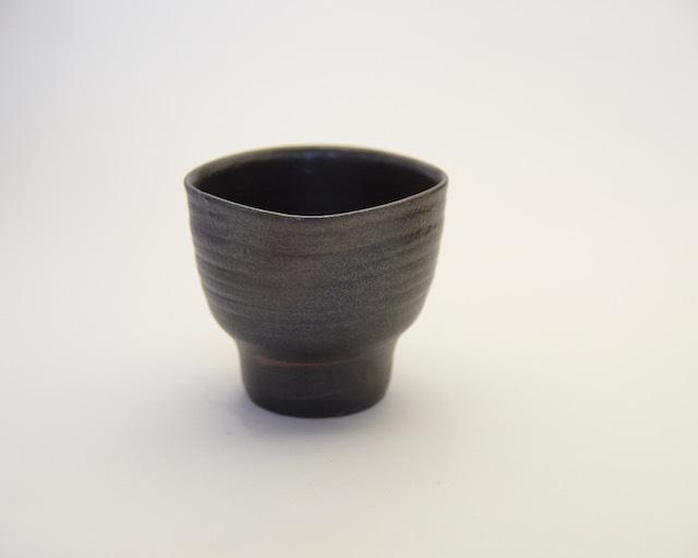 中里隆 ノースカロライナ テラシッジ四方湯呑 【フリーカップ】