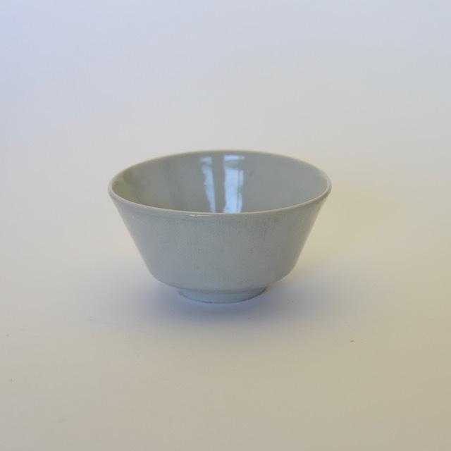 中里隆 アンダーソンランチ 白磁線文小鉢