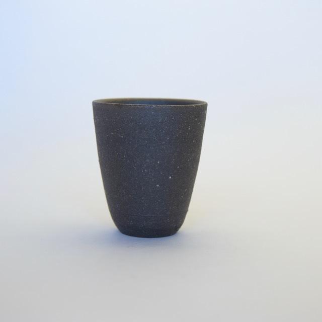 中里隆 アリゾナ 焼締ビアコップ 【ビアカップ】