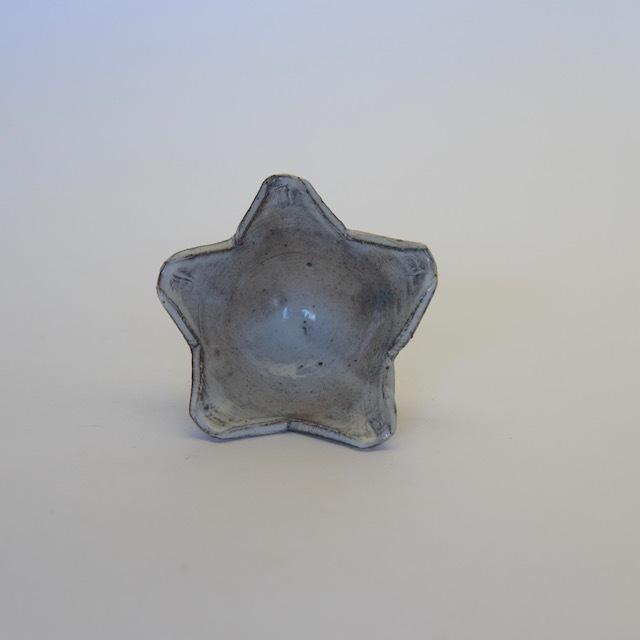 中里隆 唐津粉引星形小鉢