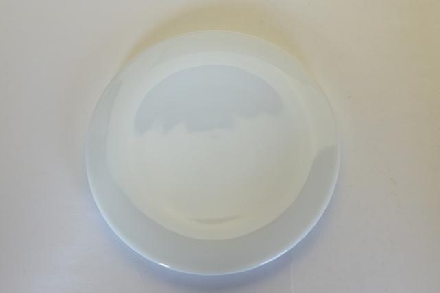 中里隆 日常のうつわシリーズ プレート小【平皿】【小皿】【白磁器】