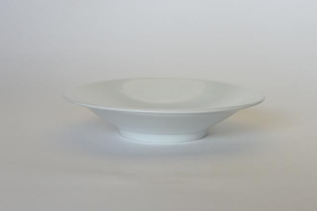 中里隆 日常のうつわシリーズ 皿 【銘々皿】【白磁器】