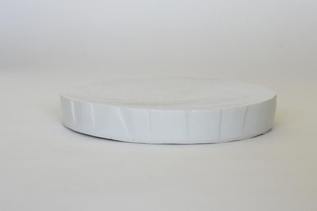 土屋由起子 白磁皿